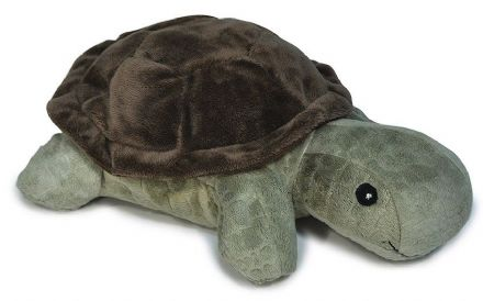 Cloud B Turtle Puppet with removable heating and cooling pack